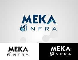 nº 285 pour Logo Design for Meka Infra par steamrocket