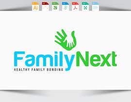 Nro 39 kilpailuun FamilyNext Logo käyttäjältä GigiDunga