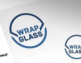 Naumovski tarafından Design Wrapglass Logo için no 7