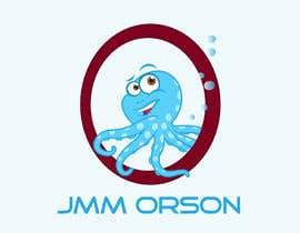 #163 for Design a Logo of a cartoon octopus af tonybugas