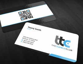 #20 for Design some Business Cards for The Tumble Club by ezesol