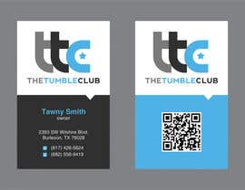 #13 for Design some Business Cards for The Tumble Club by rajnandanpatel
