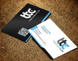#95 for Design some Business Cards for The Tumble Club by mamun313