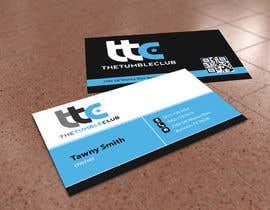 #98 para Design some Business Cards for The Tumble Club por mamun313