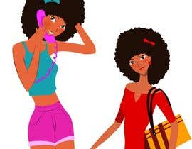 #2 for Create an Animation for The Natural Hair Academy af chubi91