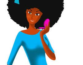 nº 5 pour Create an Animation for The Natural Hair Academy par chubi91