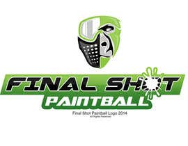 #44 for Design a Logo for Paintball Company by rogeliobello