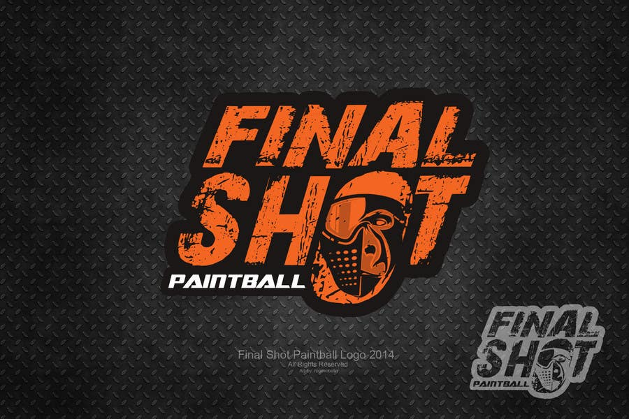 Proposition n°58 du concours Design a Logo for Paintball Company