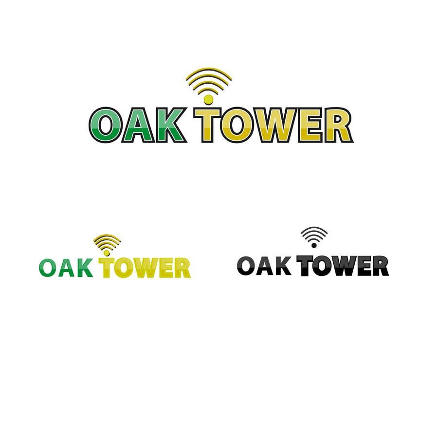 Konkurrenceindlæg #109 for Design a Logo for Oaktower