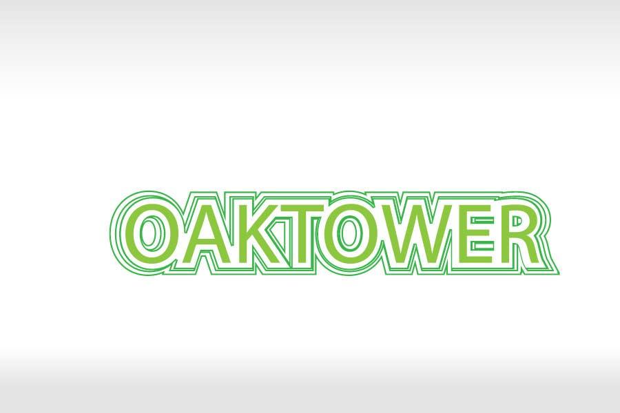 Konkurrenceindlæg #184 for Design a Logo for Oaktower
