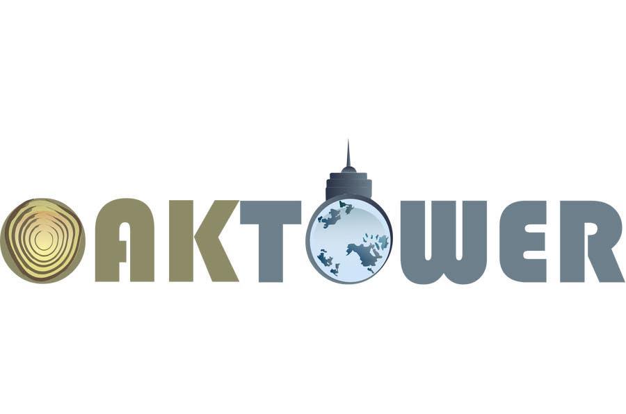 Konkurrenceindlæg #183 for Design a Logo for Oaktower