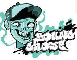 jntorresb tarafından Design a logo for the rap artist Yung Ghost için no 88