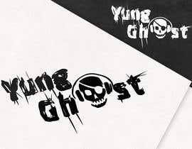 harishjeengar tarafından Design a logo for the rap artist Yung Ghost için no 15