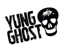 famit13 tarafından Design a logo for the rap artist Yung Ghost için no 102