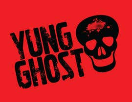 famit13 tarafından Design a logo for the rap artist Yung Ghost için no 105