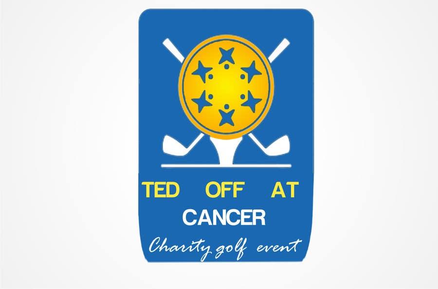Kilpailutyö #6 kilpailussa RE-Design a Logo for Golf Charity Event