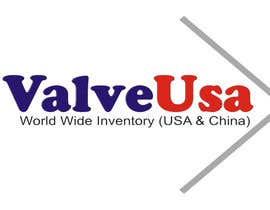 #8 for Design a Logo for ValveUSA by aqhewlacizy