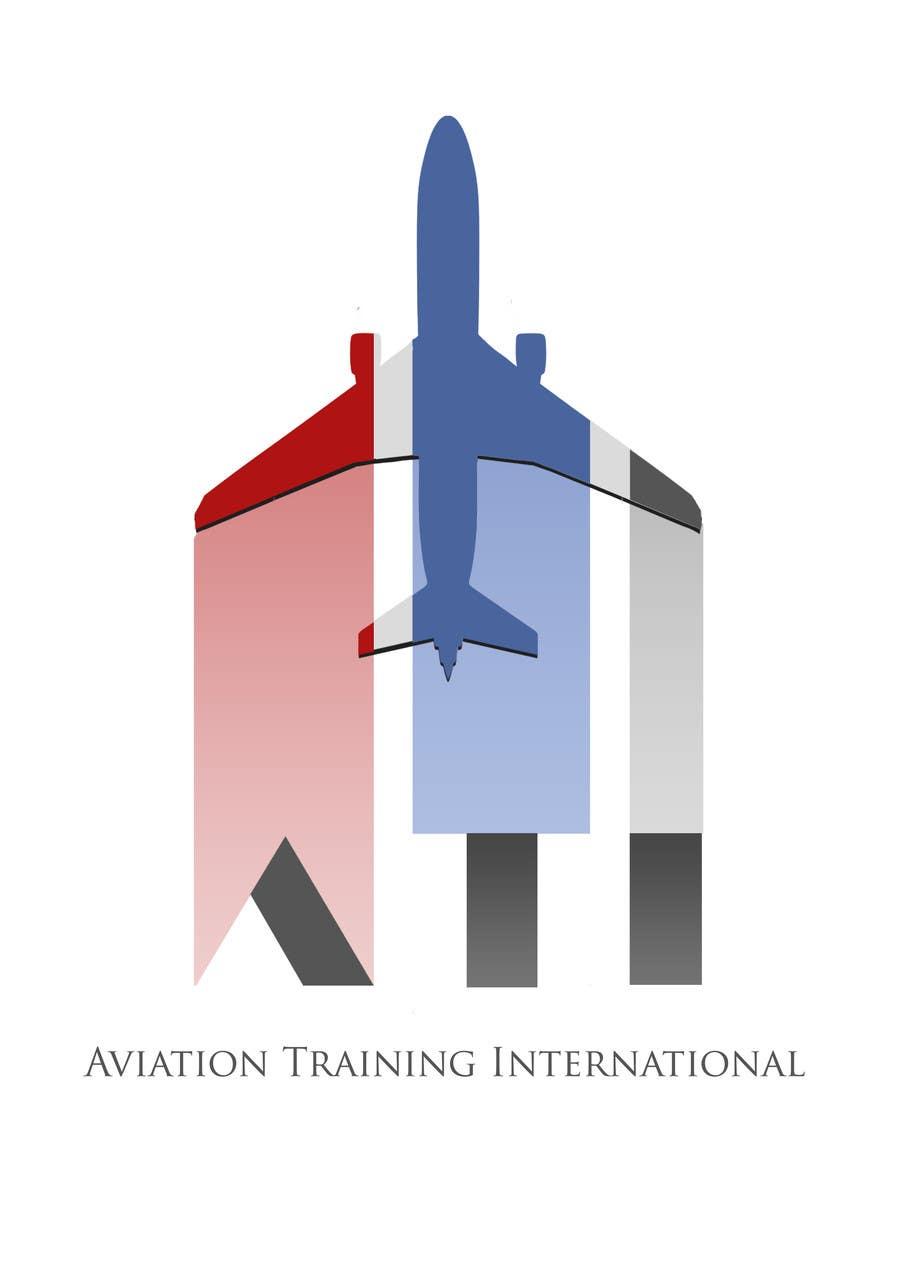 Konkurrenceindlæg #245 for Design a Logo for ATI, Aviation Training International