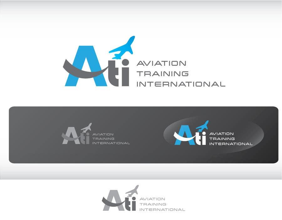 Konkurrenceindlæg #254 for Design a Logo for ATI, Aviation Training International