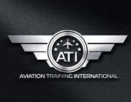 #16 para Design a Logo for ATI, Aviation Training International por manuel0827