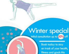 #11 for Create a flier for a Pilates Company by MahmoudSalah94