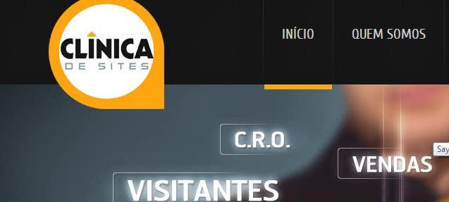 Penyertaan Peraduan #57 untuk Design a Logo for clinicadesites.com.br