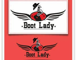 #69 cho Design a Logo for The Boot Lady bởi TOPSIDE