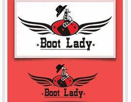 nº 69 pour Design a Logo for The Boot Lady par TOPSIDE