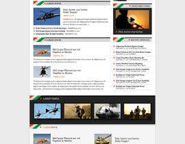 #30 for Website Design for IAF Review af Macroads