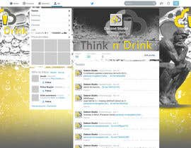 #4 for Design a Twitter background for Professional Group by dalizon
