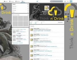#5 untuk Design a Twitter background for Professional Group oleh dalizon