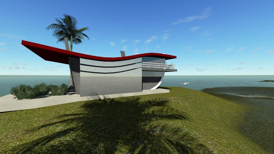 Konkurrenceindlæg #                                        2                                      for                                         Seaside house