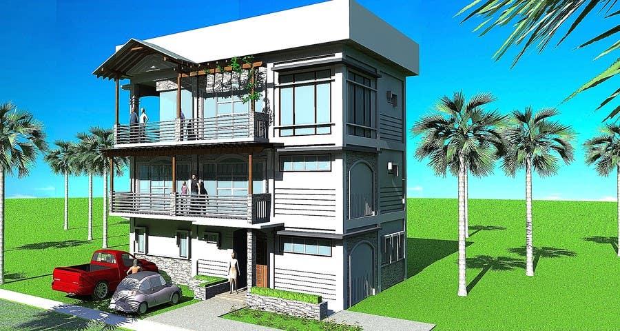 Konkurrenceindlæg #                                        9                                      for                                         Seaside house