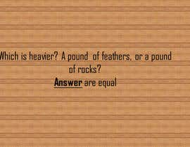 #34 for Tell me your best brainteaser… 3 by pavly2010