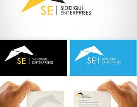 nº 53 pour Design a Logo for Siddiqui Enterprises par gentijansaliu