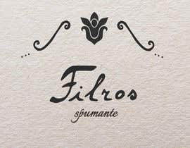 #11 for Etichetta per spumante Filros by andrealicitra