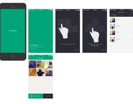 #8 untuk Graphic Design for a mobile application oleh ervanfahren