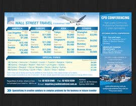 #22 for Design an Advertisement for Travel and Conference Company by VrushaliSingh