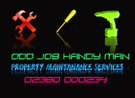 Graphic Design des proposition du concours n°22 pour Design a Logo for Odd Job Handy Man