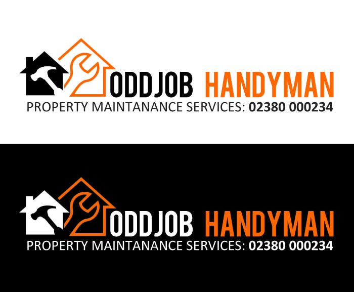 Proposition n°19 du concours Design a Logo for Odd Job Handy Man