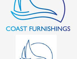 #6 for Design a Logo for Coast Furnishings by vilmango