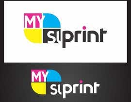 "#5 for Design a Logo for PRINTING company ""MYSLprint"" by aryainfo12"
