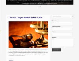 jekovniki tarafından Build a Law Firm Website için no 3