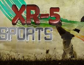 Nro 29 kilpailuun XR-5 Sports logo design käyttäjältä aminulxy9