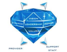 Nro 9 kilpailuun Create diamond graphic. käyttäjältä chaurasia1990