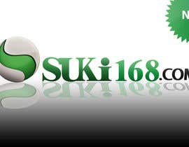 #54 for Design a Logo for Suki168.com af dandrexrival07