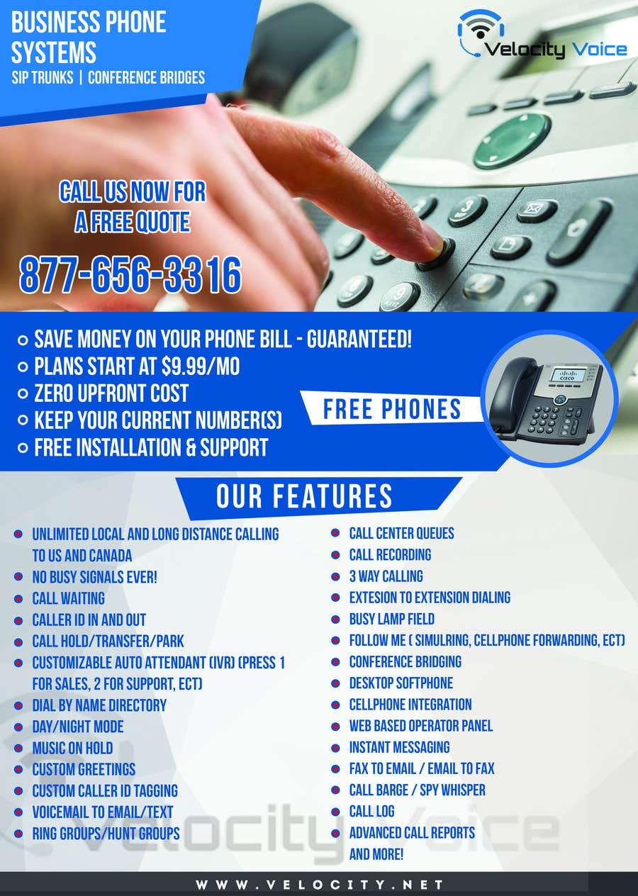 Entry 2 By Eeyamms For Design A Digital Flyer For Business Phone