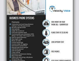 #20 for Design a Digital Flyer for Business Phone Service Provider - Velocity Voice by ksaurav75