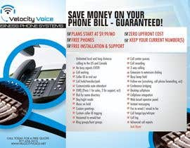 #18 for Design a Digital Flyer for Business Phone Service Provider - Velocity Voice by dekaszhilarious