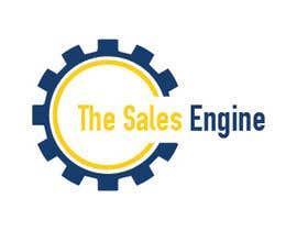 Nro 2 kilpailuun Design a Logo for 'the Sales Engine' käyttäjältä shilpiyadav